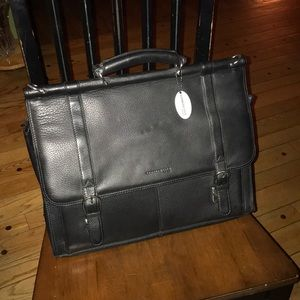 NWT Kenneth Cole briefcase